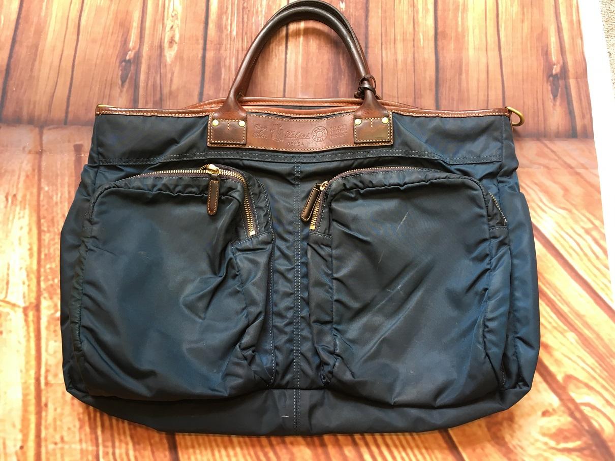 職人が解説するフェリージ(Felisi)のバッグ・財布修理案内