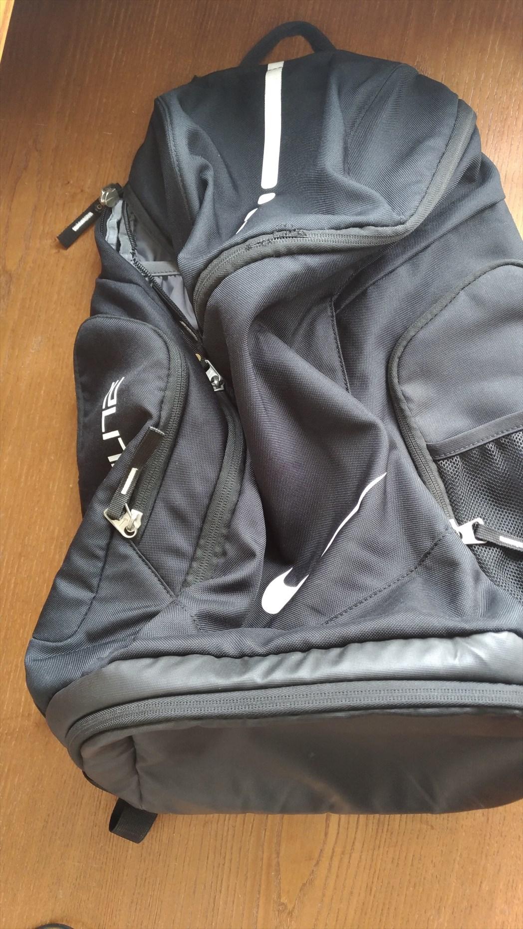 ナイキのバッグ