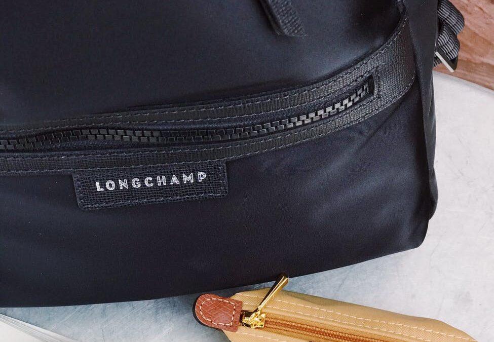 ロンシャンの鞄の画像 スレッドアンドニードル