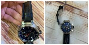 ヴィトン時計のベルト修理
