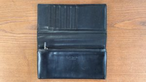 ポールスミスの長財布