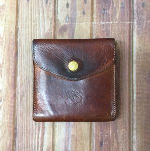 小型の財布
