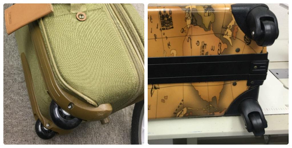 タイヤ交換 スーツケース