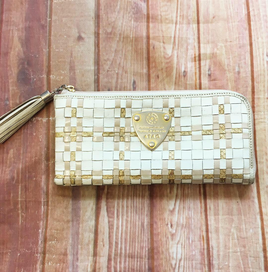 人気のあるアタオ財布